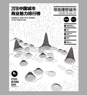 2018中国城市商业魅力排行榜  报告册