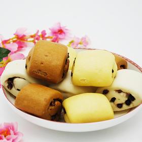 隆客多 红豆馒头(红糖/玉米/原味/黑米)