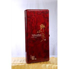 红木盒野山参(以实物为主)