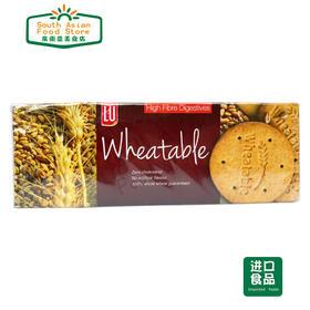 巴基斯坦  露怡 Wheatable biscuit麦麸饼干