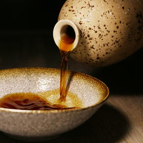 【非遗工艺 广东梅州 土先生客家火炙黄酒陈酿】500ML 暗火熏炙 醇厚香甜