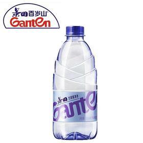 景田 Ganten 会议用水 办公室用水 饮用 纯净水 560ml*24瓶/箱