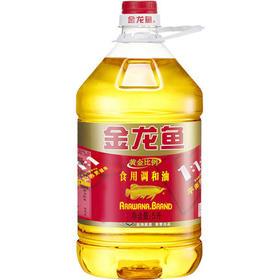 金龙鱼 黄金比例 食用调和油 5L