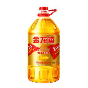金龙鱼 非转基因黄金比例 调和油 5L