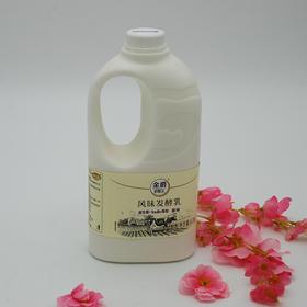 友芝友金爵鲜酪乳酸奶1.1kg