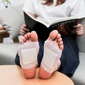 竹醋理中脚贴:脚足部护理,累了可以贴一贴。