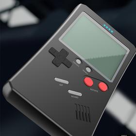 能玩游戏的充电宝:怀旧小霸王智能充电宝