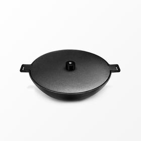 VELOSAN韦诺森丨双耳铸铁炒锅