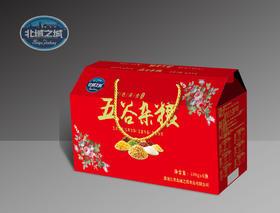 北域之城2.4kg五谷杂粮礼盒 黑龙江绥化