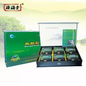 秀峰熊胆粉5g*6礼盒装