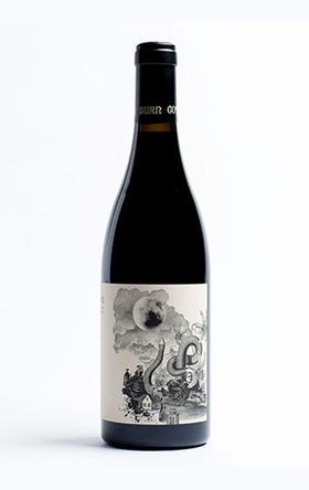 火百合酒庄葡萄园黑皮诺干红葡萄酒2015 / Burn Cottage Vineyard Pinot Noir 2015
