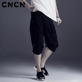 CNCN夏季新款男士休闲短裤 男短裤CNDK29167