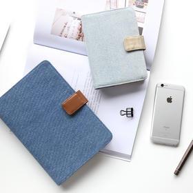 手帐本方格月计划可撕页笔记本
