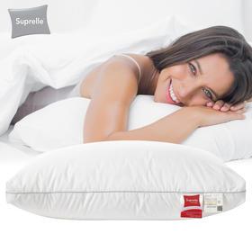 德国SUPRELLE高弹枕头,欧盟认证,四种高度可选,改善颈椎病和睡眠
