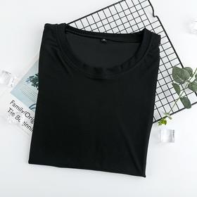 【降温升级】男女同款短袖创意降温测辐射T恤 黑科技速干吸汗不变形