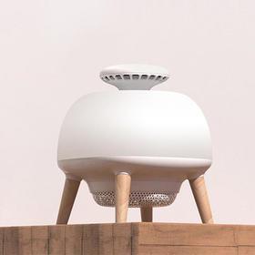 三板斧·智能光控灭蚊灯 | 物理灭蚊、静音节能