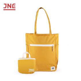 JNE 蒲公英 可折叠单肩Tote包 便携出行托特包 轻盈大容量手提包