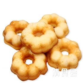 好利达欧式甜甜圈 奶香味红豆味混合1斤装(约13个)  清真