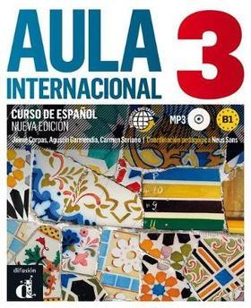 西语课本 | Aula 3 Internacional (Nueva edición) Nivel B1