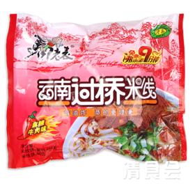 【清真】云南特产  马老表清真过桥米线   清真食品方便米线【6袋24元、整箱24袋72元】