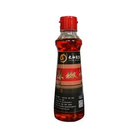 【两件包邮】百年郧府辣椒油(170ml)