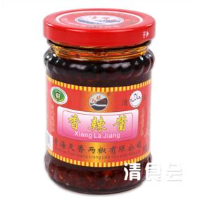 青海循化 天香香辣酱