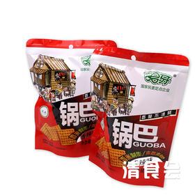 哈牙锅巴  口味随机混合搭配 105g*5袋装  清真