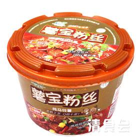 【清真】甘肃特产~定西薯宝粉丝口味随机搭配【整箱12罐60元、5罐30元】