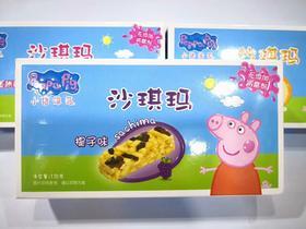 小猪佩奇 沙琪玛 120g