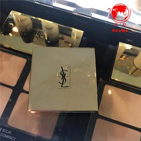 日本直邮YSL圣罗兰羽毛气垫BB粉底SPF23 PA++遮瑕提亮持久不脱妆