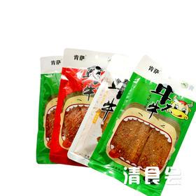 【热卖推荐】宁夏特产~牛不牛肯萨辣条  随机搭配10袋装