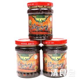 【清真】宁夏特产- 骆驼肉酱 170克*3瓶