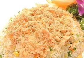 黄金芥菜饭