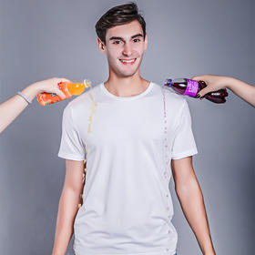 【防水防污黑科技T恤】 澳洲Threadsmiths防水抗污抗皱納米纯棉T恤   超强吸汗更透气