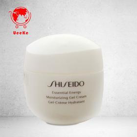 日本直邮资生堂shiseido激能量水凝冻保湿滋润啫喱面霜新品白瓶