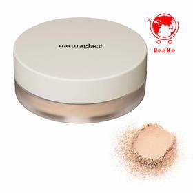 日本昨天Naturaglace新款自然彩妆控油蜜粉孕妇散粉SPF40 PA+++