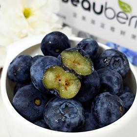 长白山蓝莓【精选有机蓝莓  新鲜可口  富含花青素  保护视力 缓解疲劳 现摘现发】