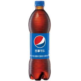百事可乐瓶装 600ml