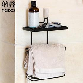 纳谷 | Domain 格物卫生间卷纸纸巾架 置物架