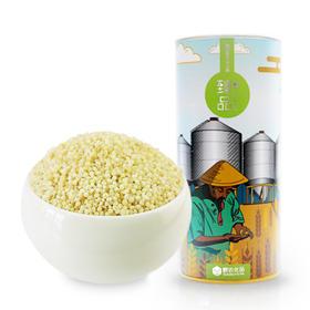 野农优品 臻选有机白小米 720g 精选杂粮 高纤维 高蛋白