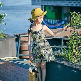 植物蛋糕裙