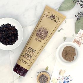 【露茗堂】版纳普洱奇迹面泥 | 来自中国茶的天然护肤力 | 清洁毛孔  | 给肌肤排毒