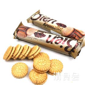 土耳其进口 可可酱夹心饼干 随机10包装  清真