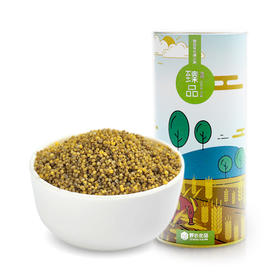 野农优品 臻选有机绿小米 720g 精选粗粮 促进肠胃