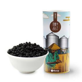 野农优品 臻选黑豆 600g 精选粗粮