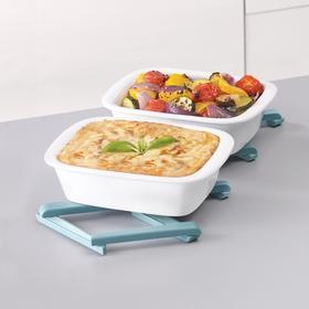 新品英国JOSEPH JOSPEH可伸缩锅垫餐垫隔热垫 厨房用具防烫防热垫