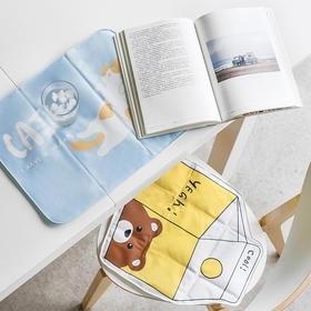创意异形冰垫夏天卡通冰凉水袋  文具