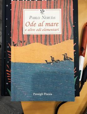 Oda al mare e altre odi elementari (Pablo Neruda) (Italiano)