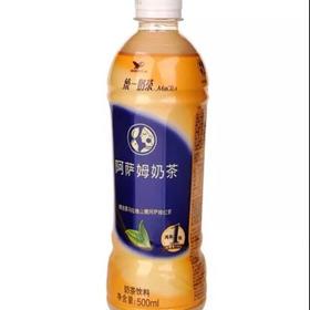 统一阿萨姆奶茶500ml 经典原味瓶装饮料