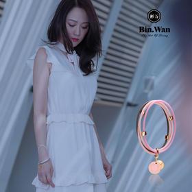 【2018新款】BinWan负离子驱蚊手环 时尚达人必备单品驱蚊香氛手环